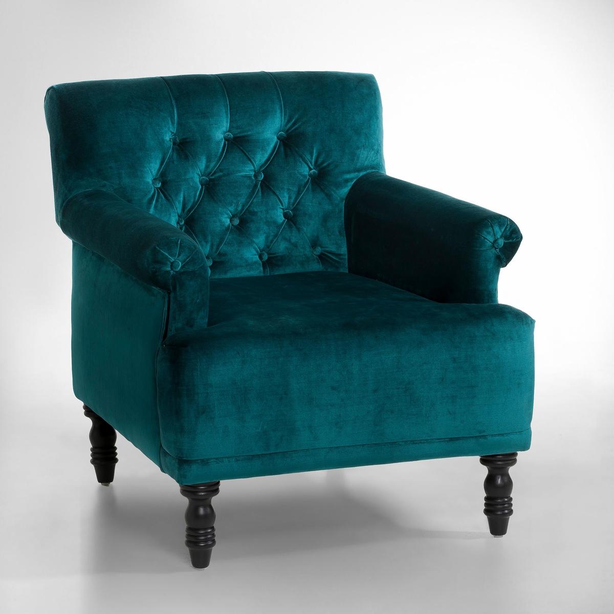 Кресло велюровое Napold