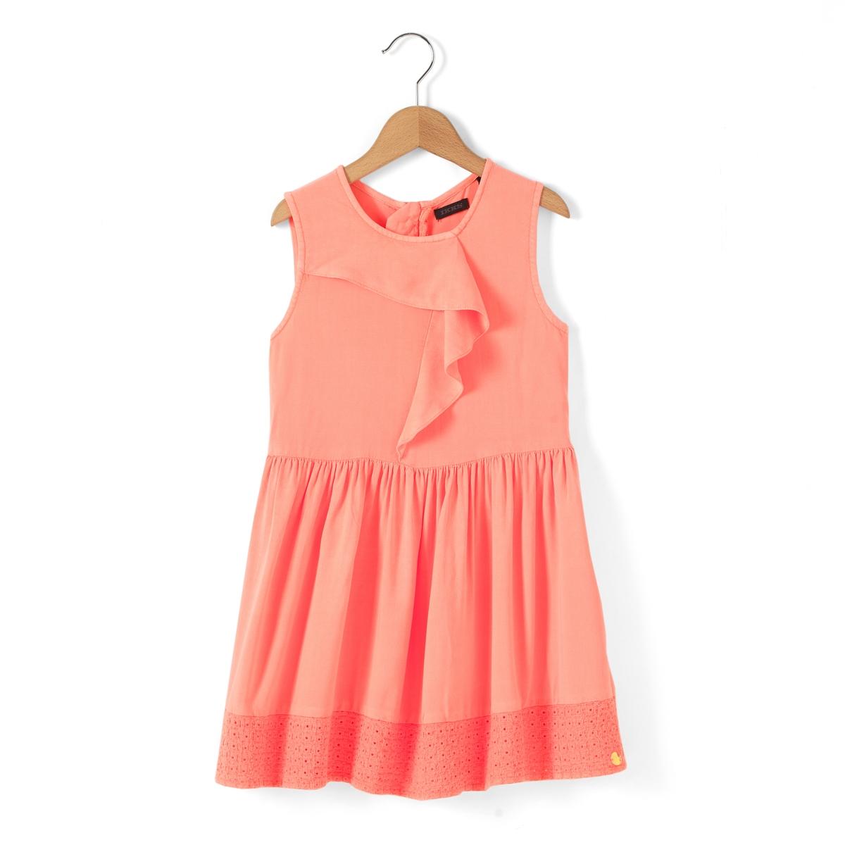 Платье без рукавов, 3 - 14 лет
