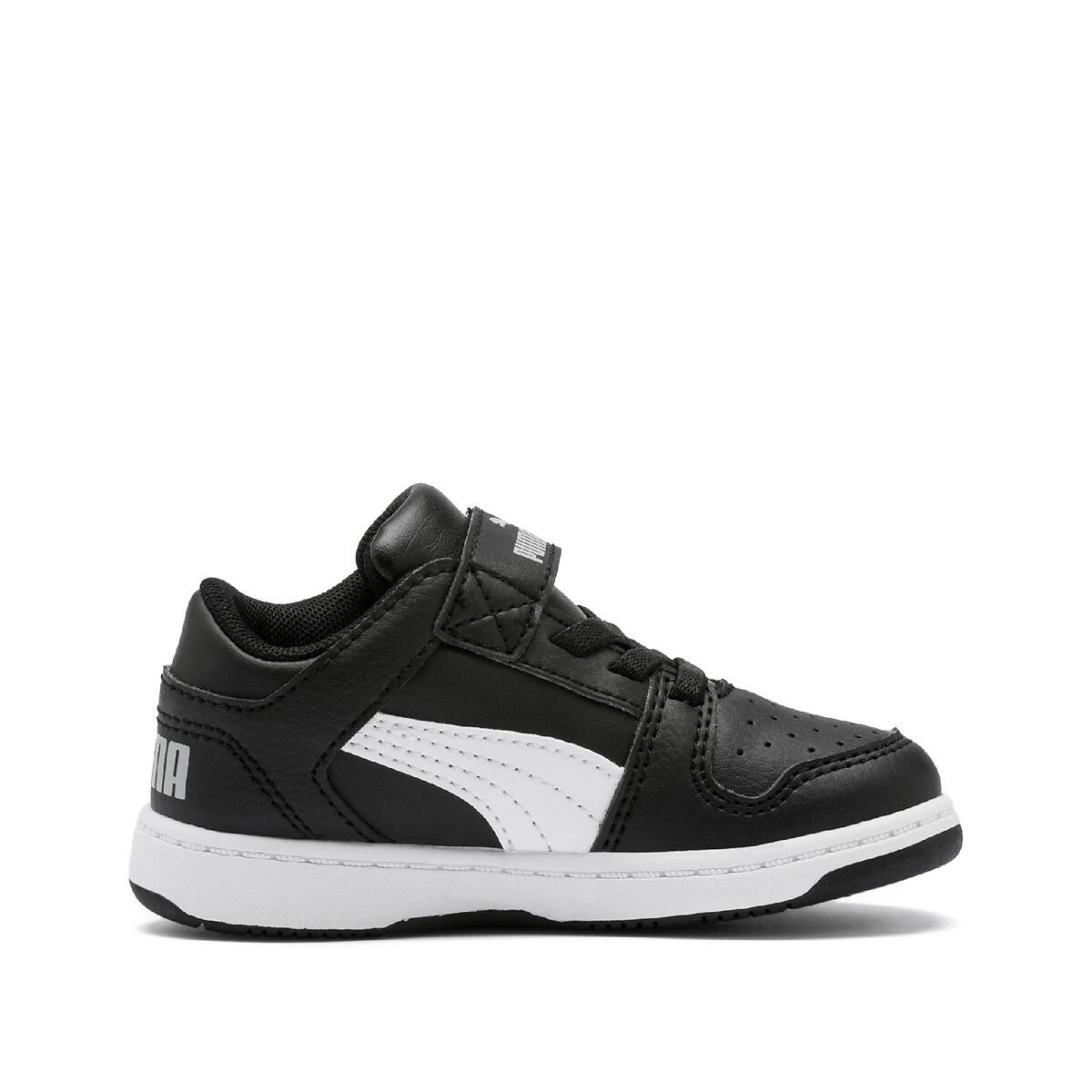 Puma Rebound Layup Lo SL V Inf sneakers zwart/wit online kopen