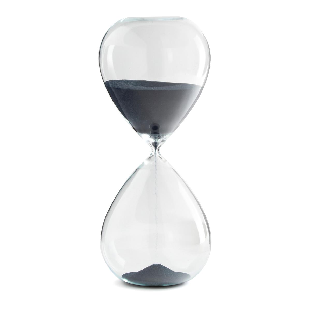 Фото - Песочные LaRedoute Часы В38 см Taimu единый размер синий песочные часы на 30 минут 21 см мультиколор