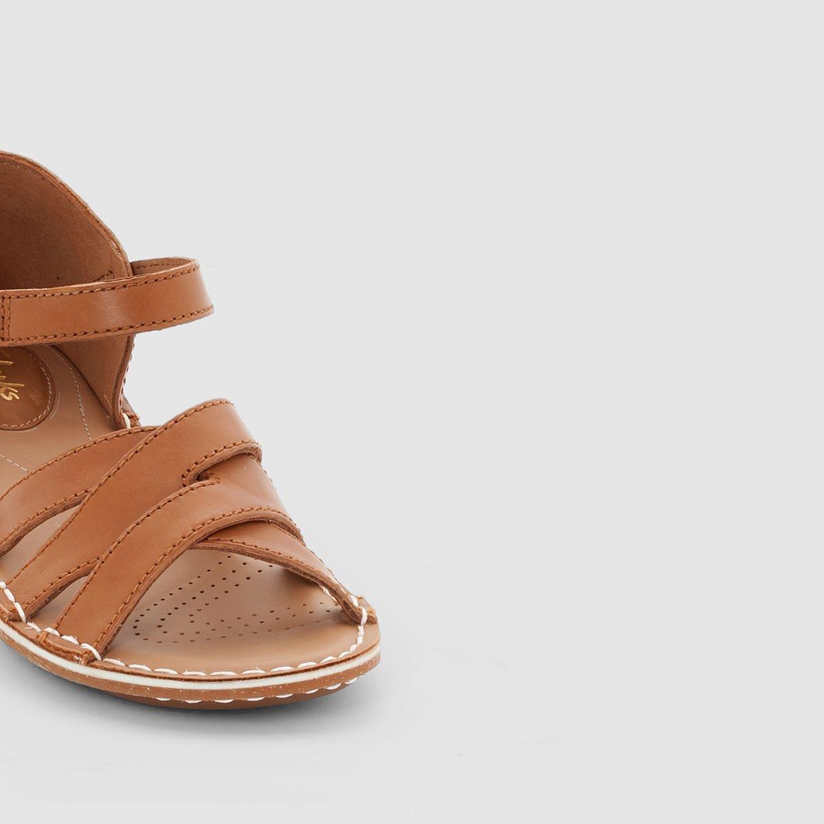 Sandales cuir bride