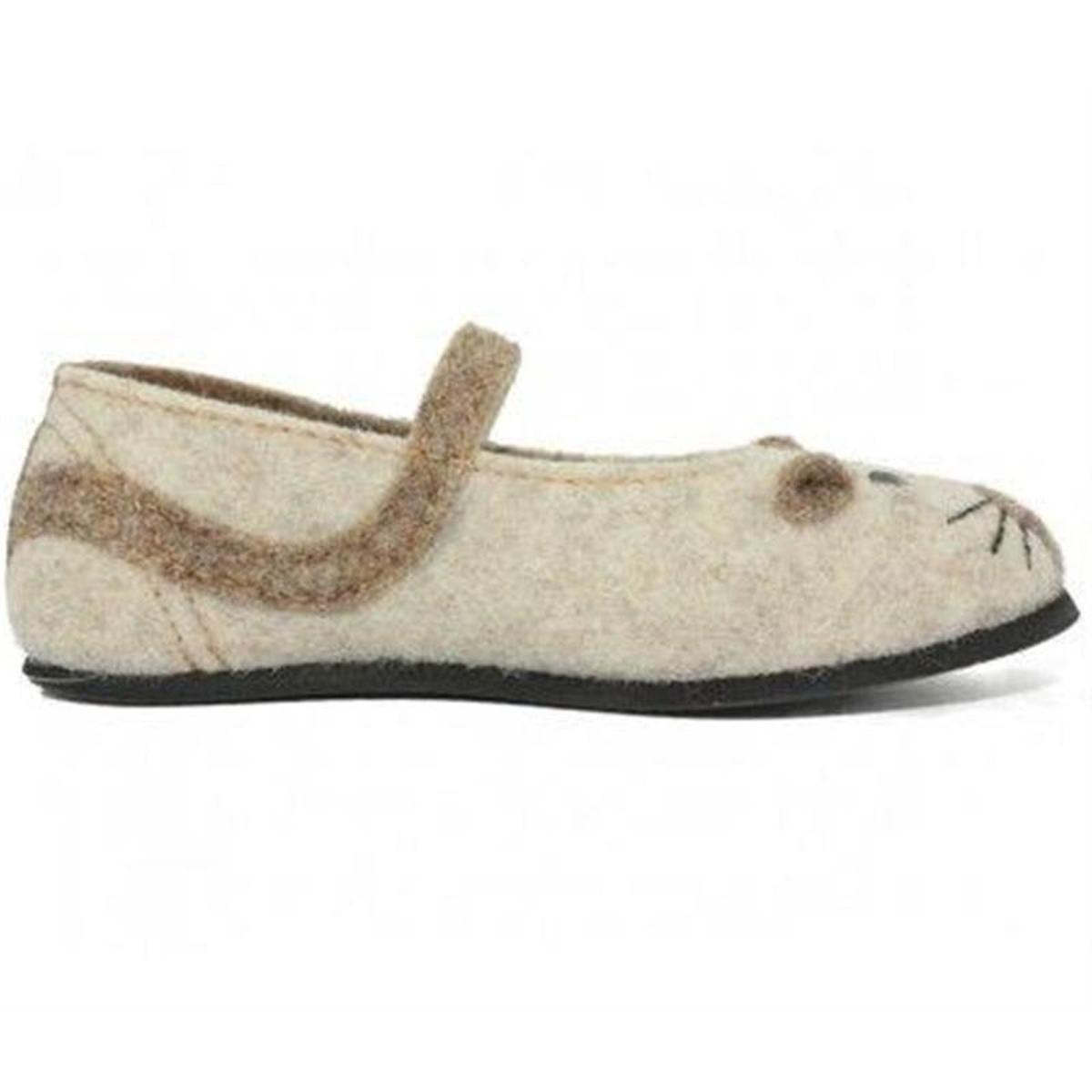 pantoufles  /  chaussons laine