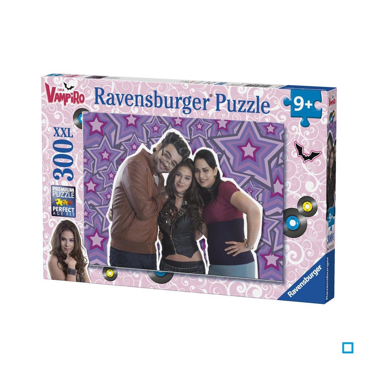 Chica Vampiro - En Famille Puzzle 300 pièces - RAV13214