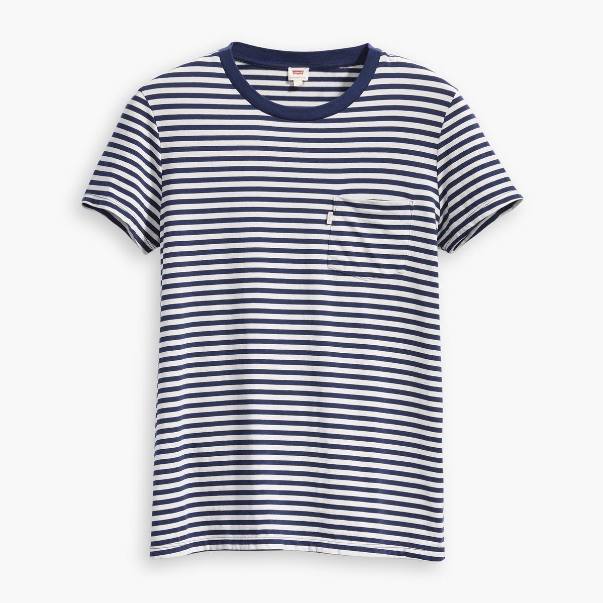 Camiseta THE PERFECT CREW, con cuello redondo y manga corta
