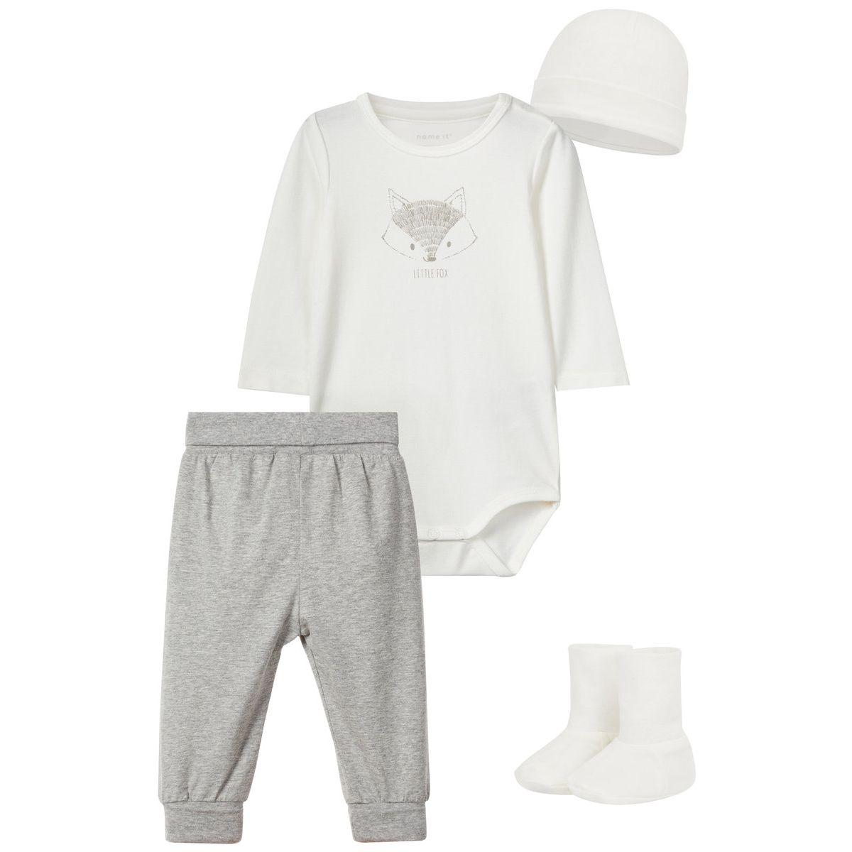 Ensemble cadeau body + pantalon
