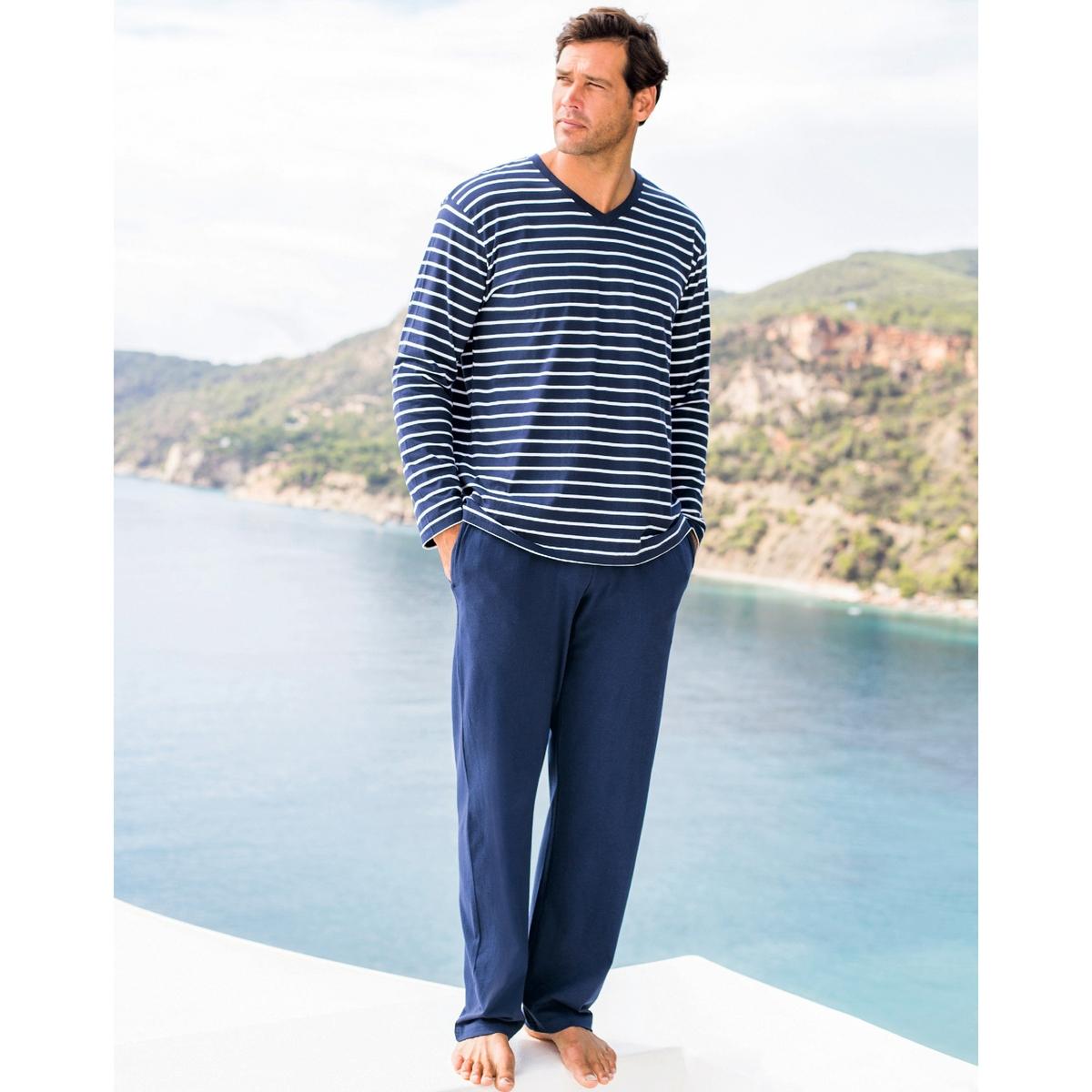 Пижама из джерси, 100% хлопка