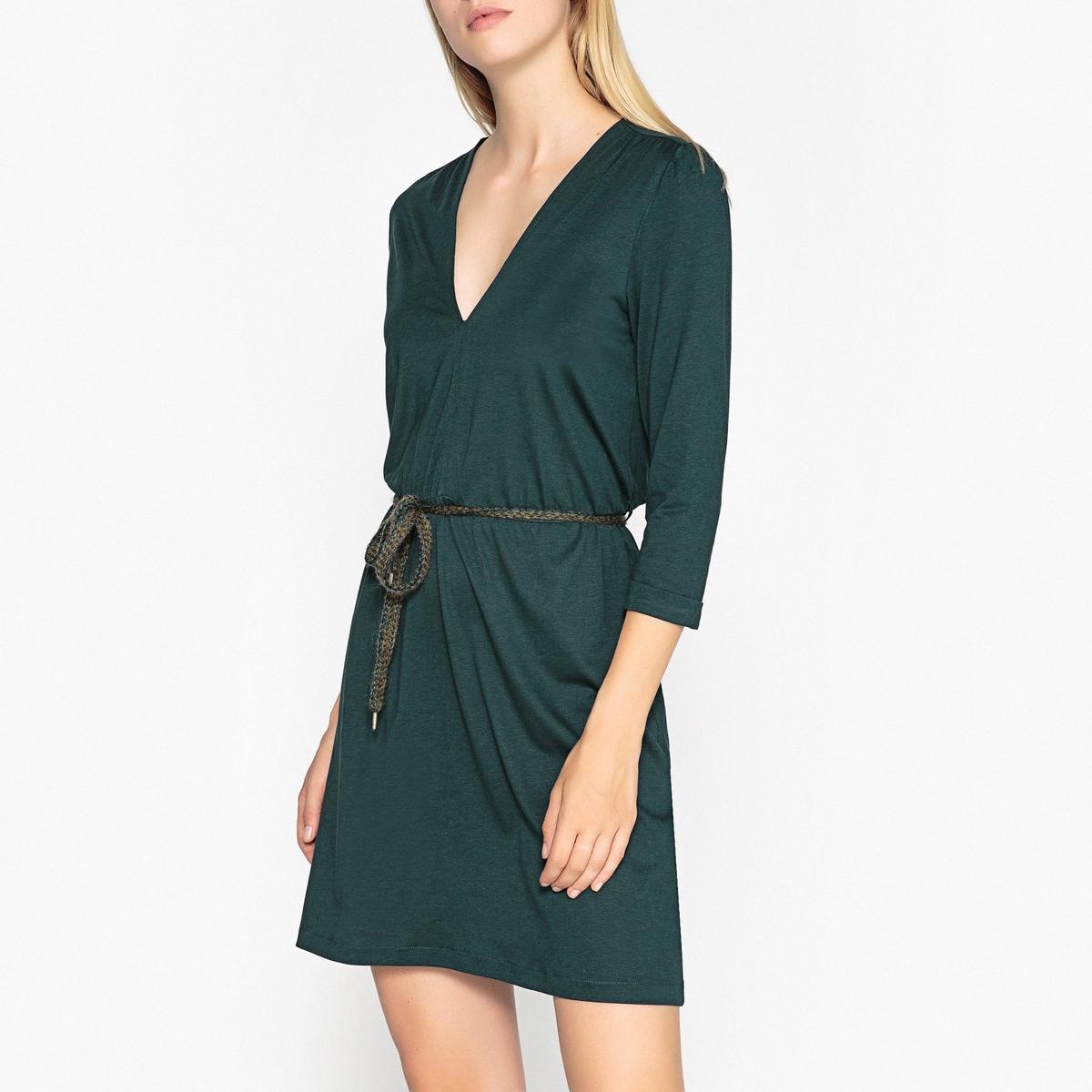 Платье расклешенное короткое MADELINE