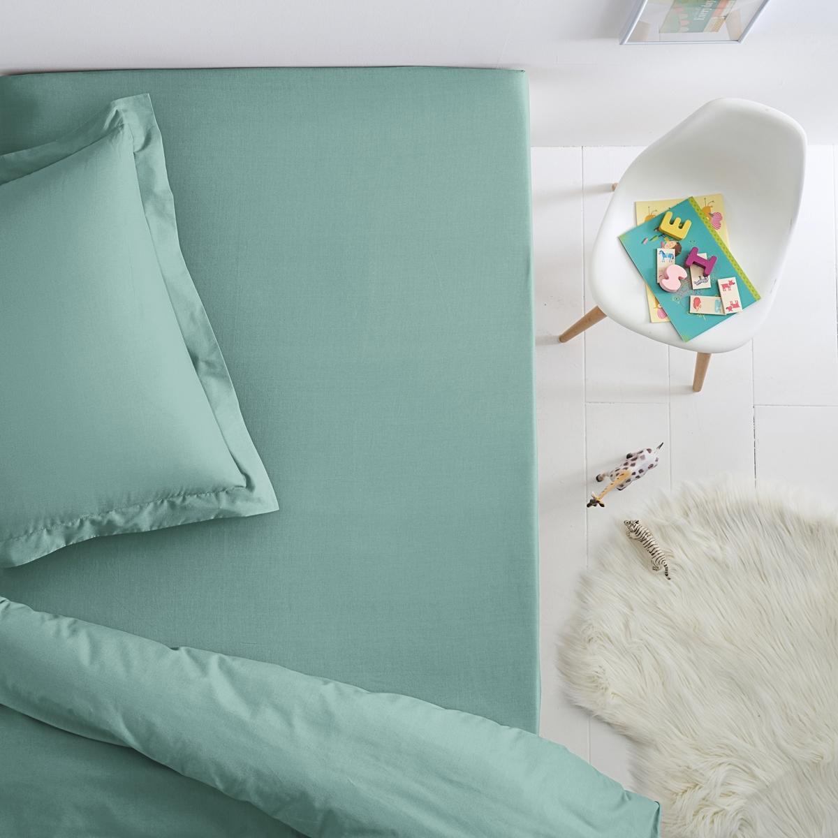 Натяжная простыня из джерси 100% хлопок для детской кровати