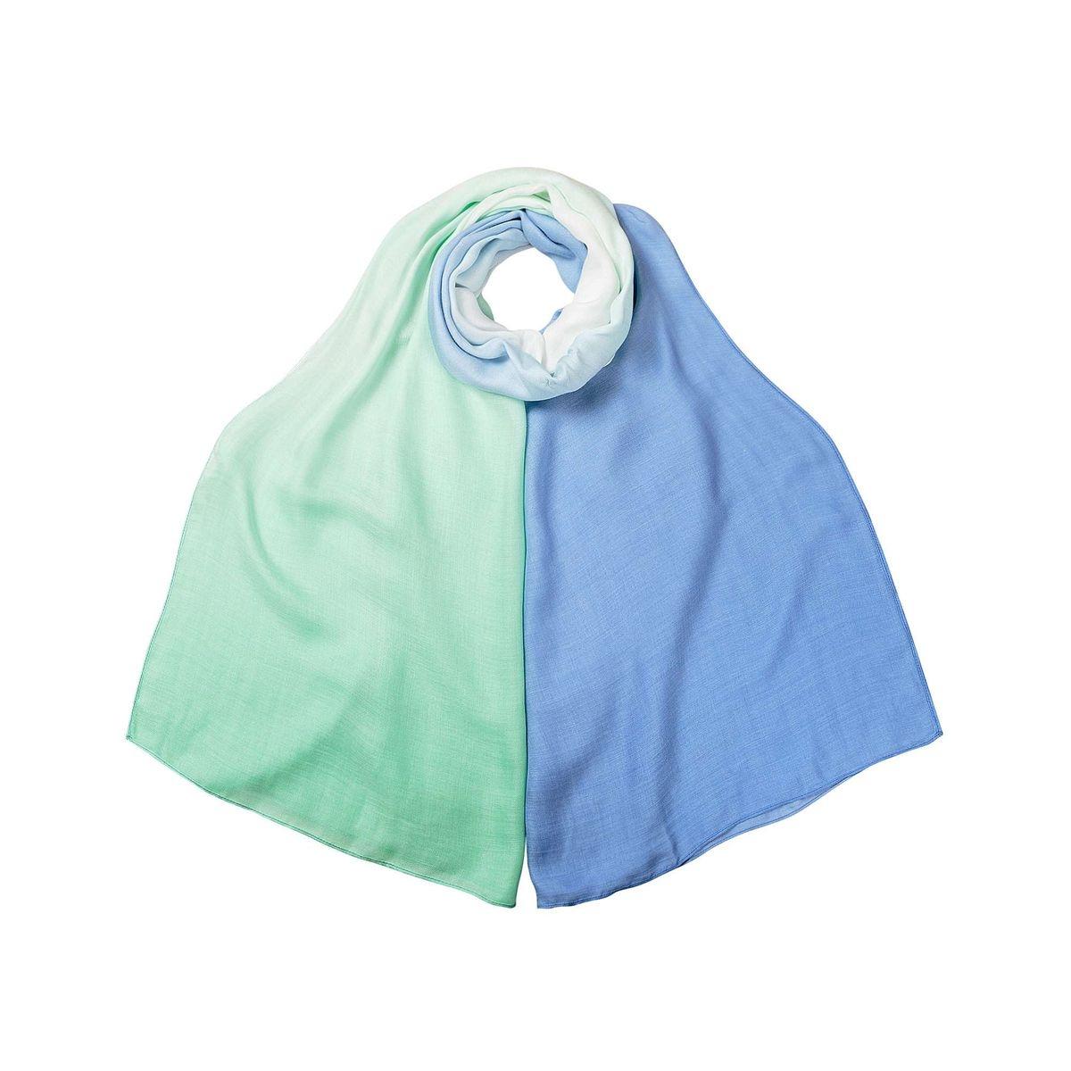 Foulard à dégradé tie & dye
