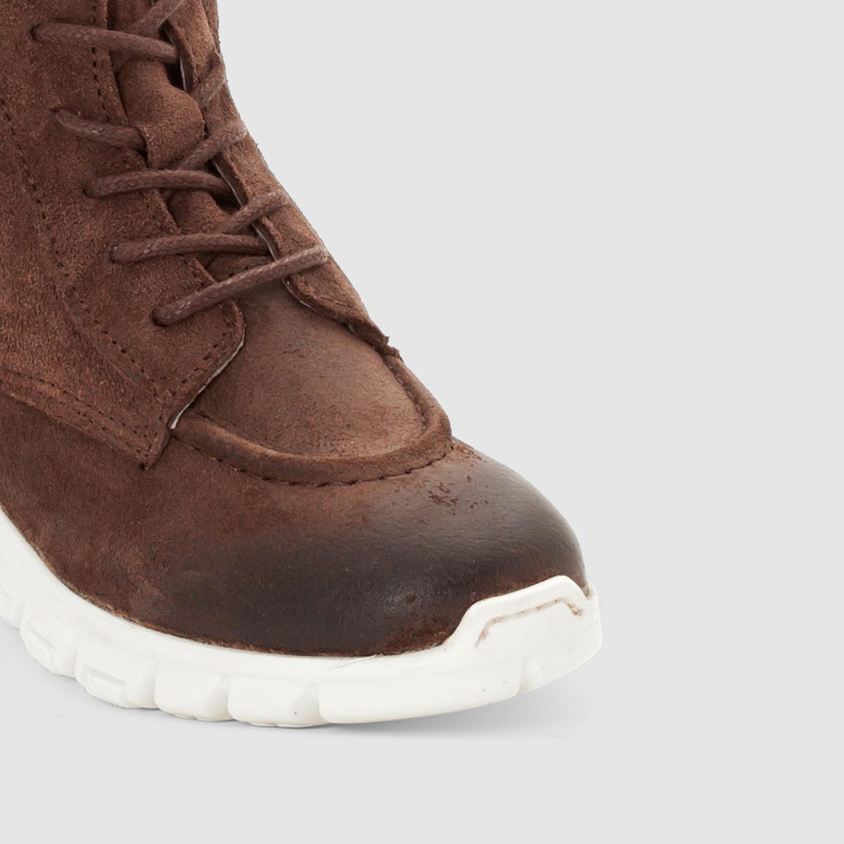 Ботинки кожаные Marcelo от La Redoute