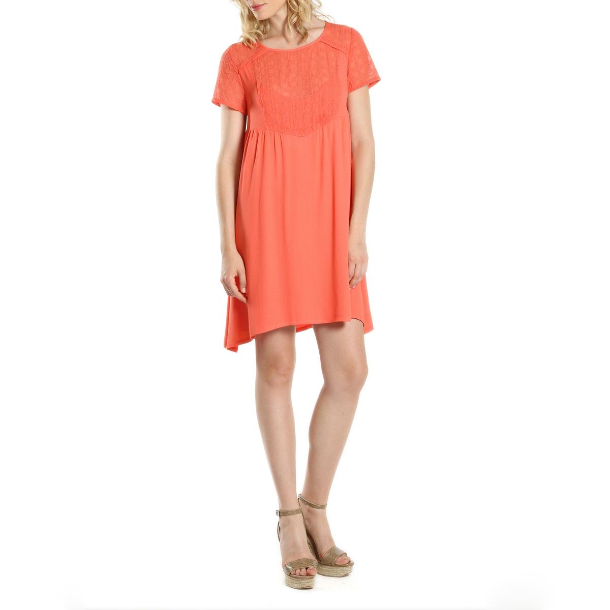 Платье с короткими рукавами от 2TWO