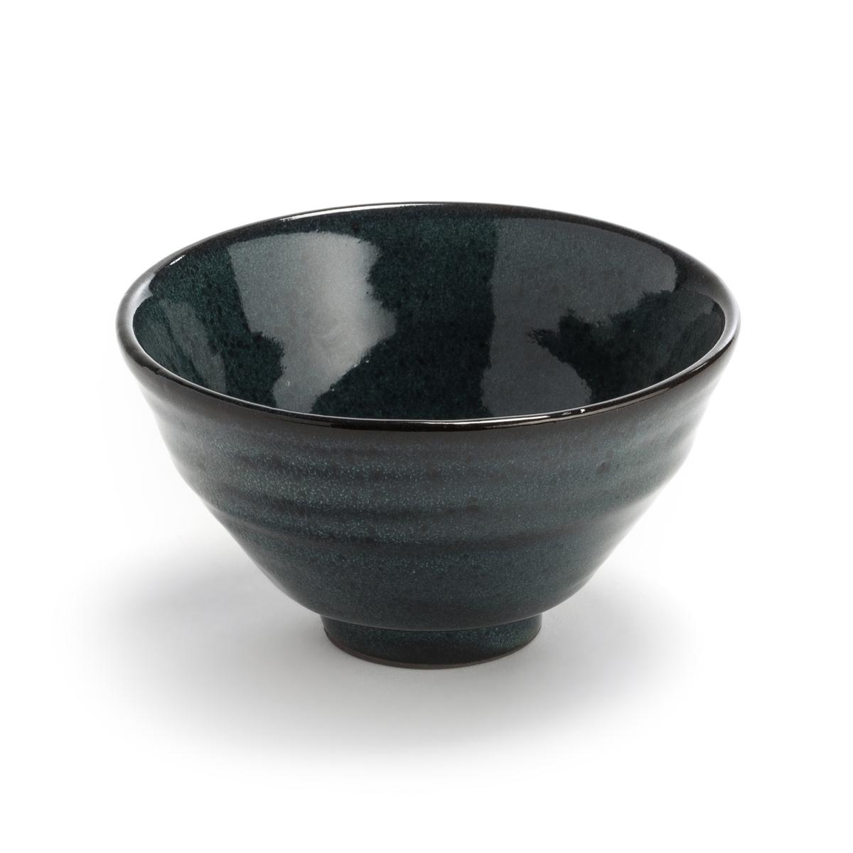 купить Пиалы La Redoute Из керамики большая модель Amiko единый размер синий дешево