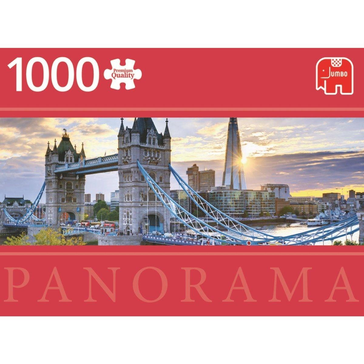 Puzzle 1000 pièces - Tower Bridge, Londres