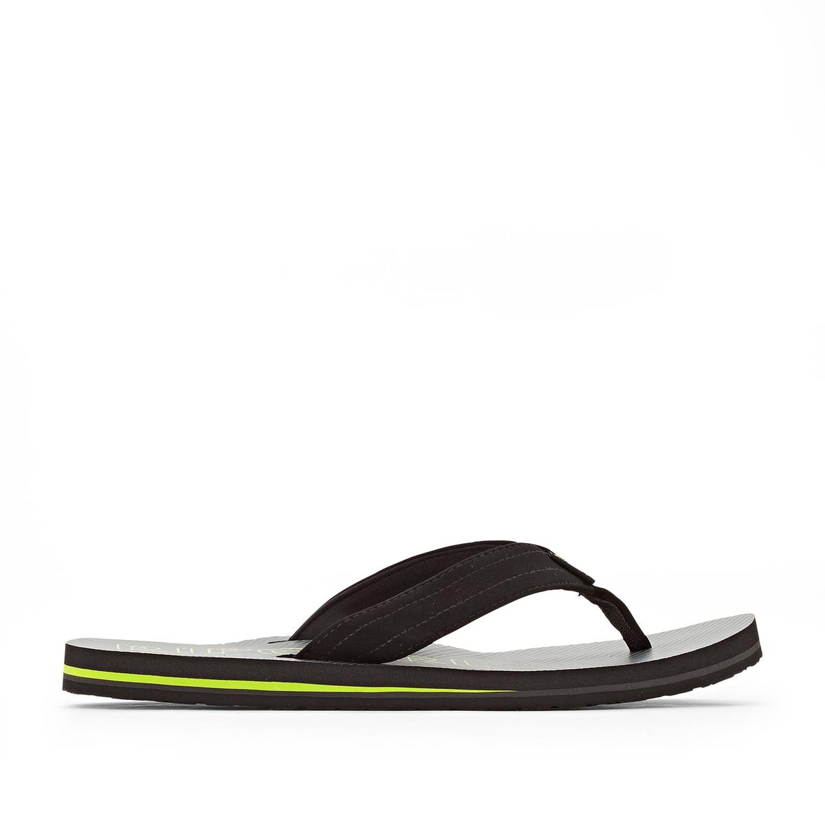 Вьетнамки Ripper+Верх/Голенище : синтетика   Стелька : синтетика   Подошва : каучук   Форма каблука : плоский каблук   Мысок : открытый мысок   Застежка : без застежки<br><br>Цвет: черный