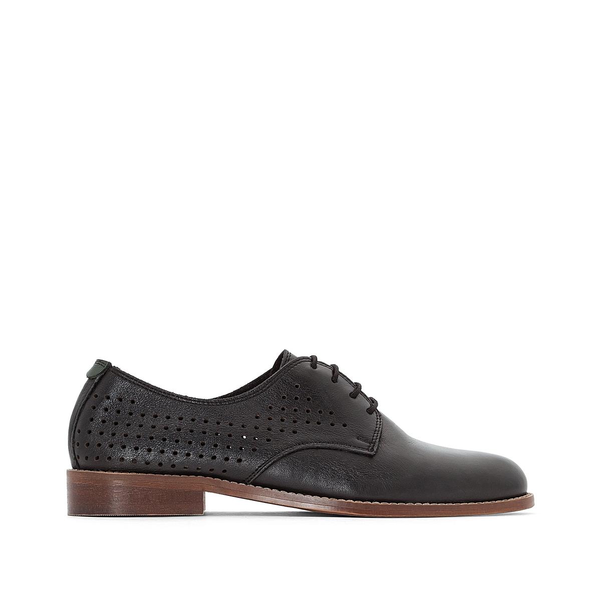 Ботинки-дерби TULO ботинки дерби под кожу питона