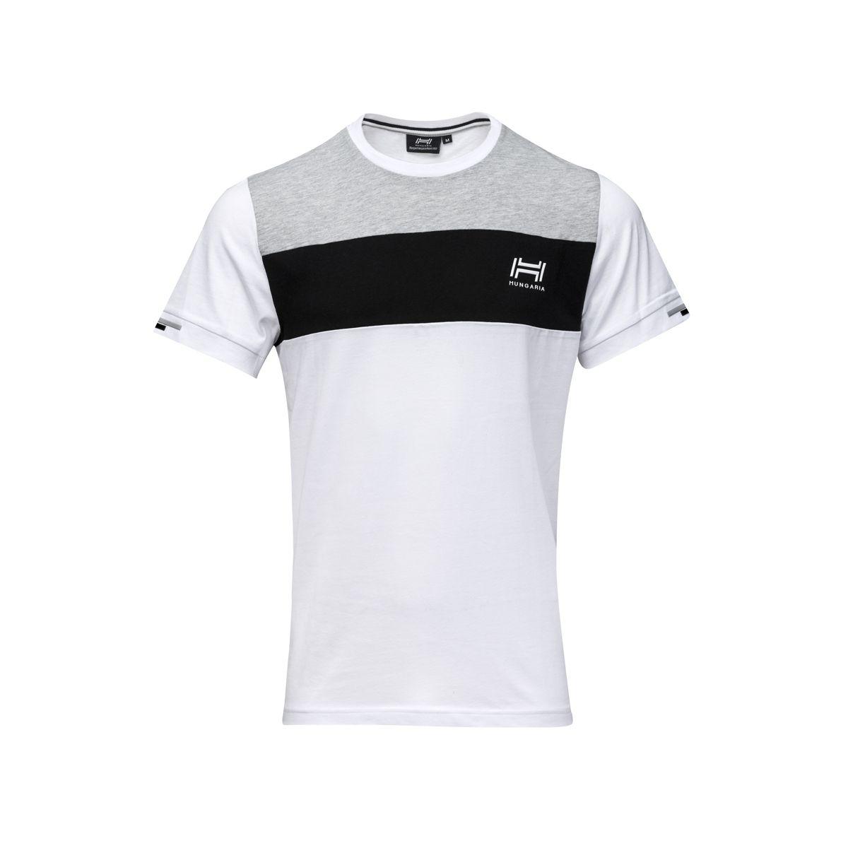 T-shirt / Débardeur  COTON Homme T-shirt Mrkos Homme