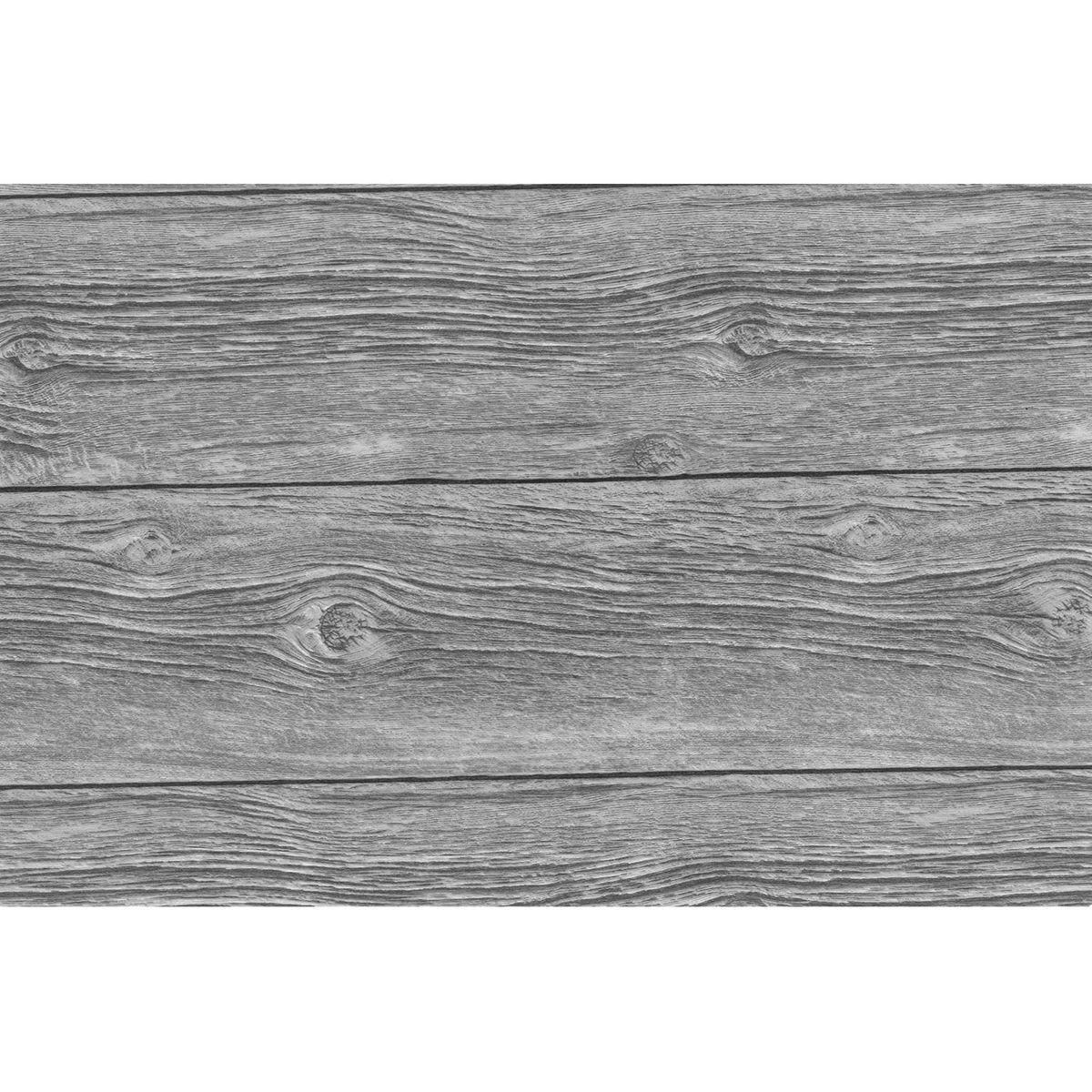 Adhésif décoratif Grey Wood - 200 x 45 cm