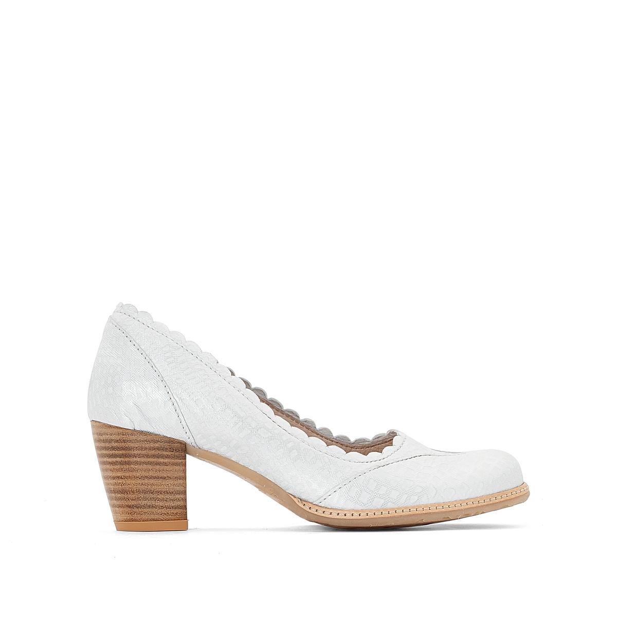 Туфли кожаные Valdi