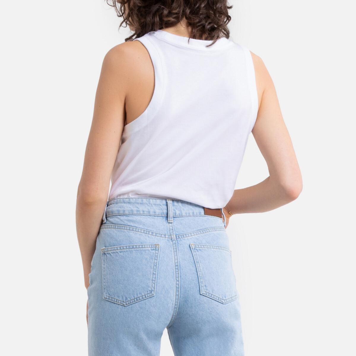 Camiseta de tirantes Star Chevron 100% algodón