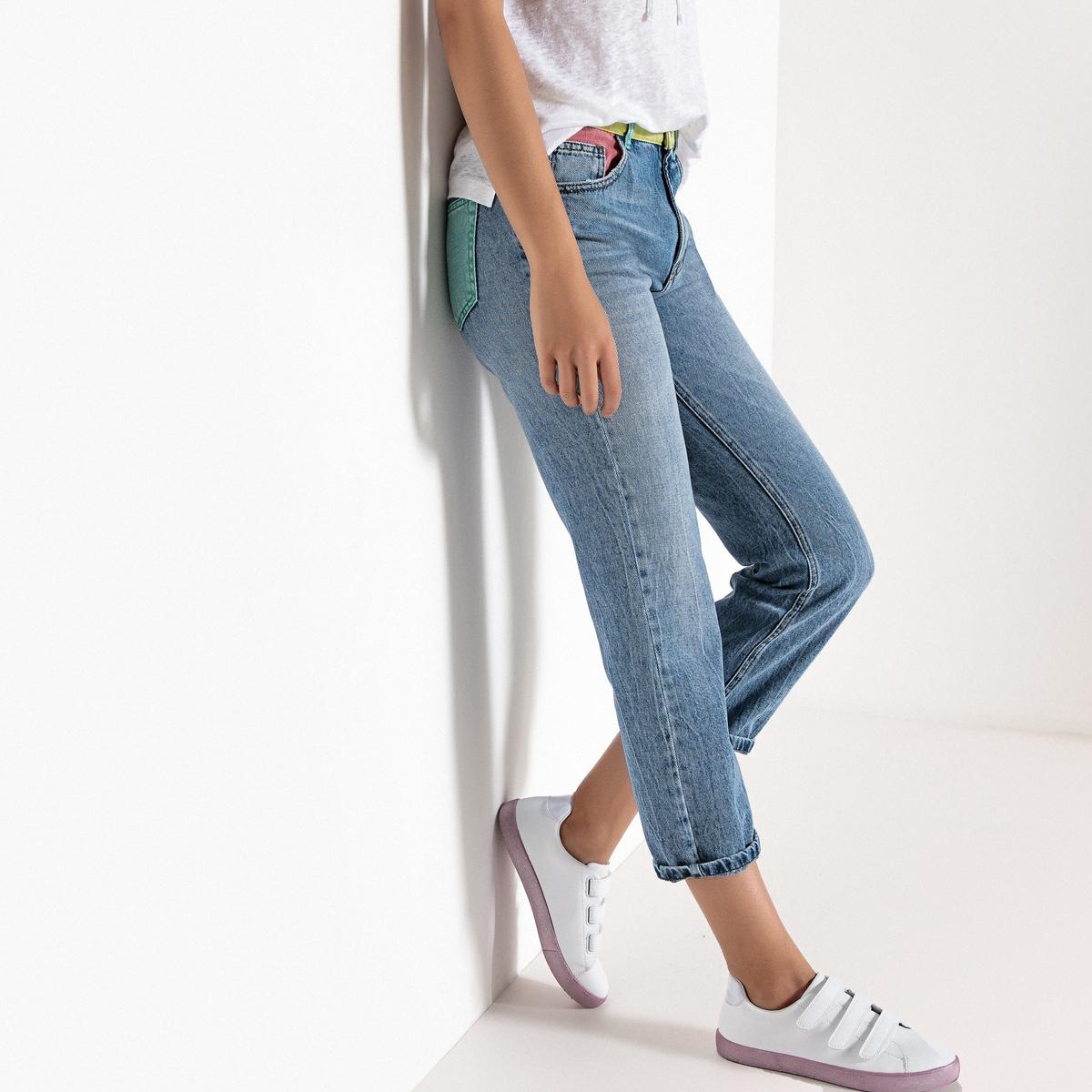Jeans direitos
