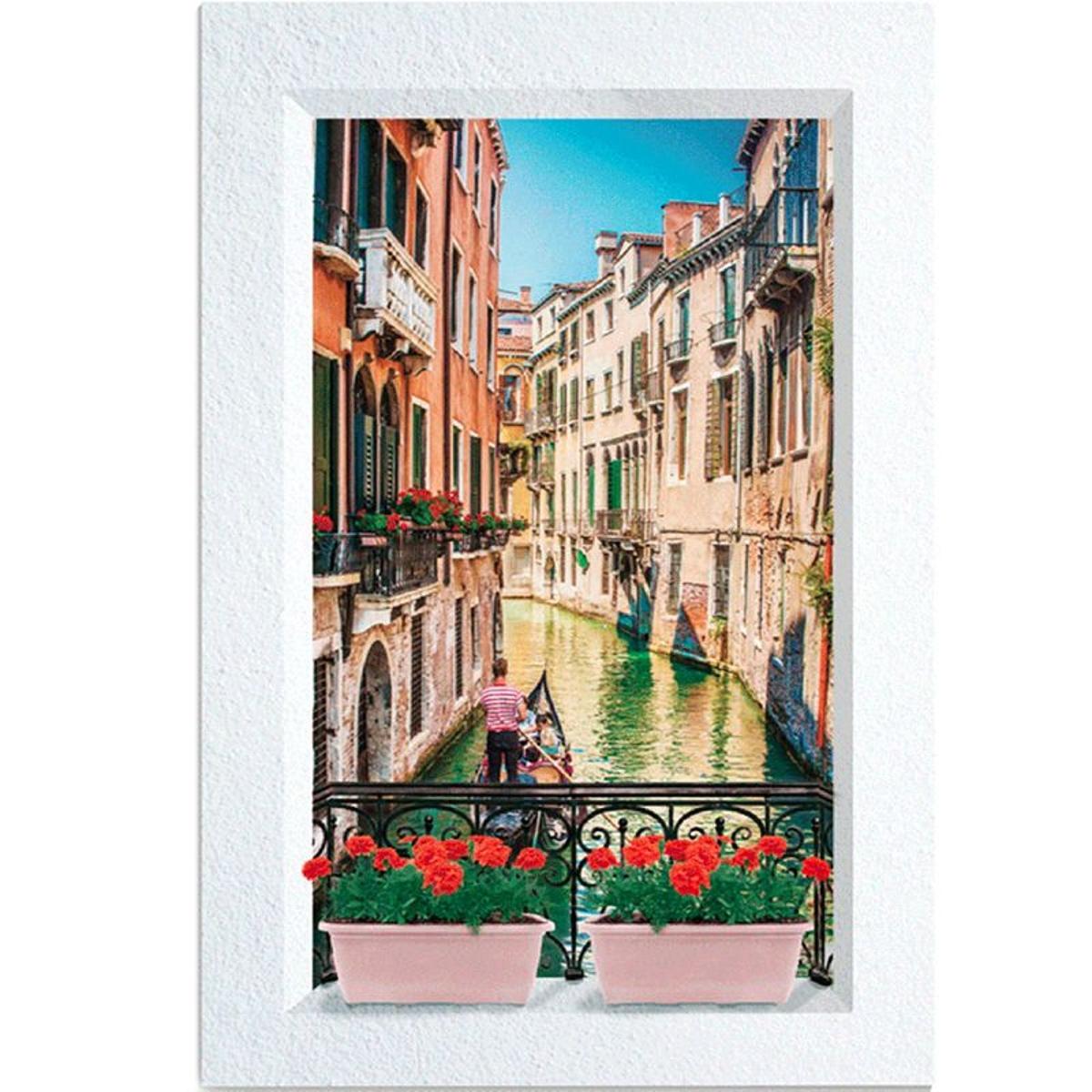 Autocollant Mural Venise
