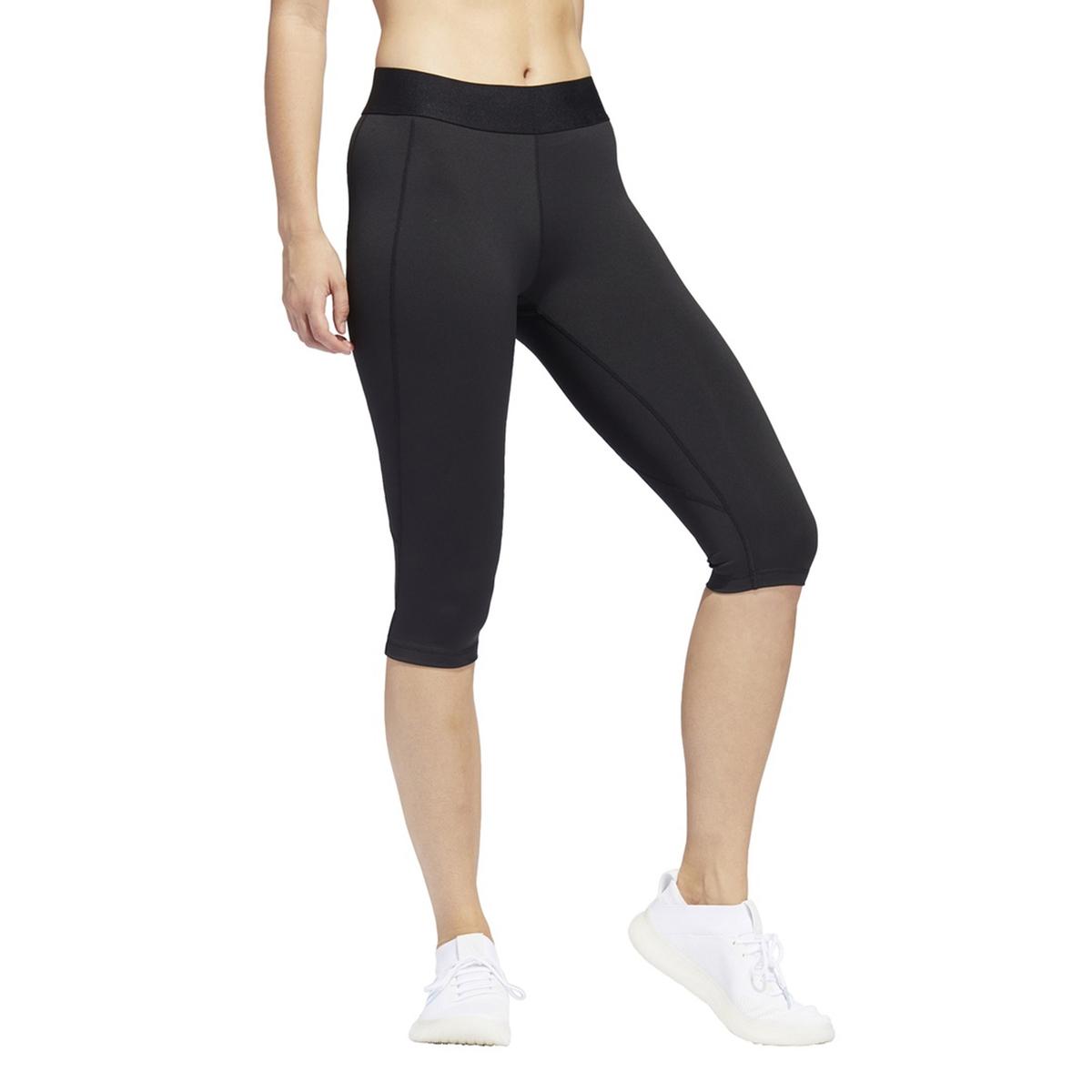 Leggings cortos de entrenamiento Alphaskin