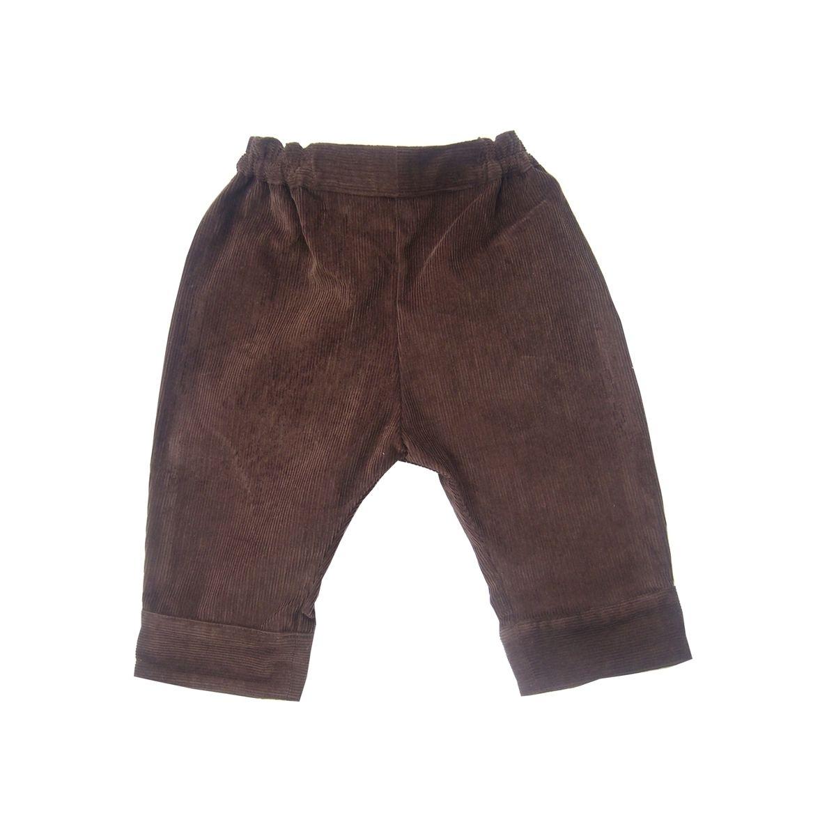 Pantalon en velours côtelé pour bébé