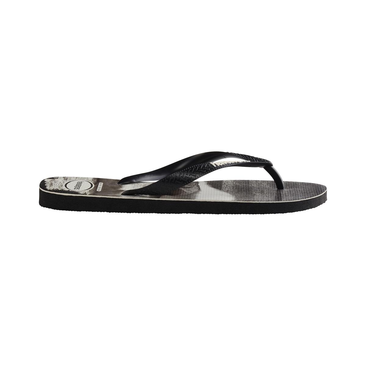 Вьетнамки PhotoprintВерх : каучук   Стелька : каучук   Подошва : каучук   Форма каблука : плоский каблук   Мысок : открытый мысок   Застежка : без застежки<br><br>Цвет: рисунок черный