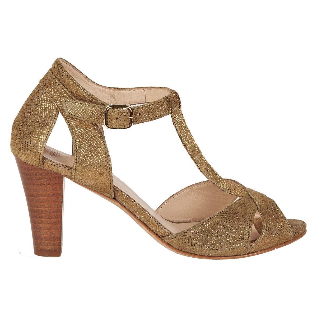 Sandales cuir OLYMPIE
