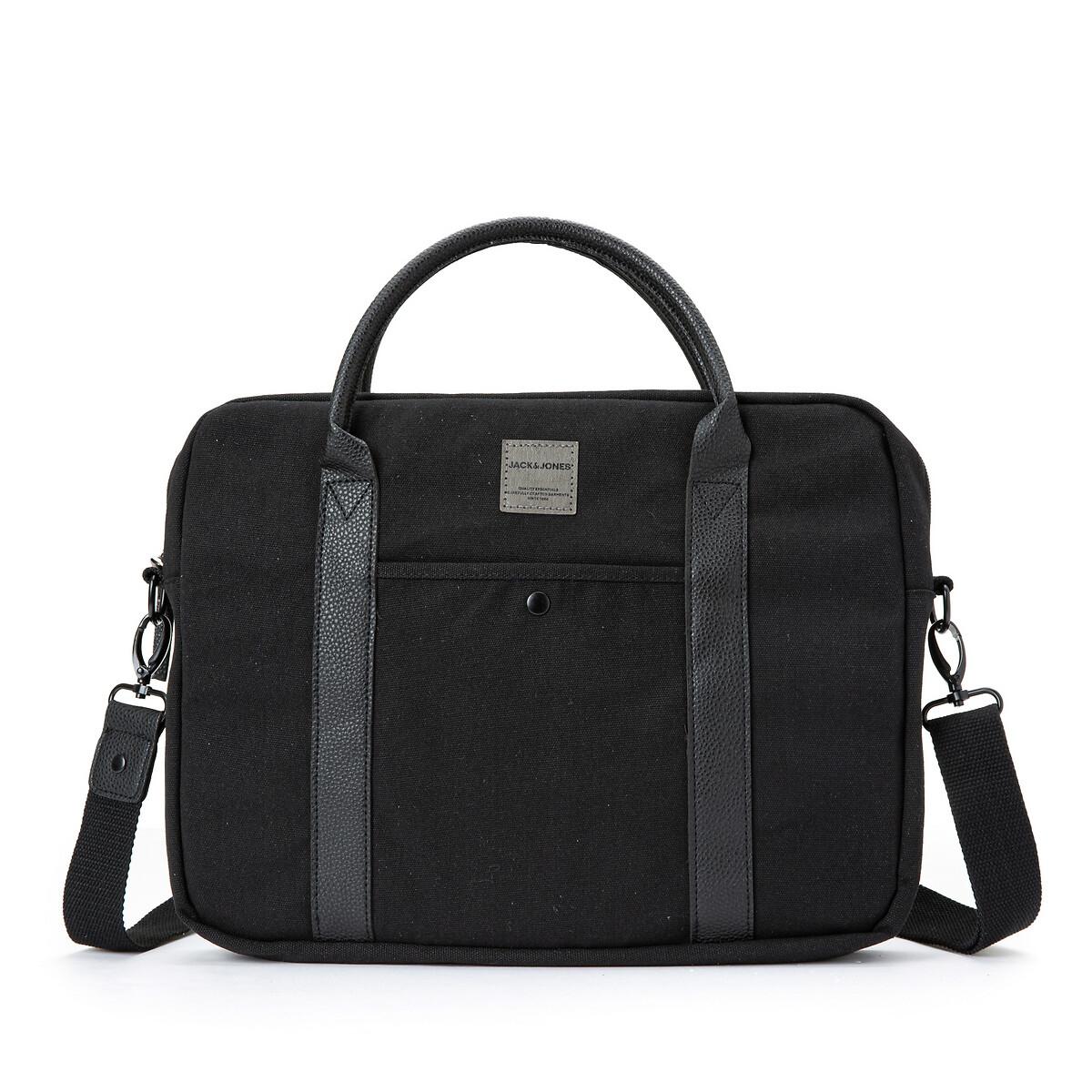 Сумка-чемоданчик La Redoute La Redoute единый размер черный металлическая la redoute тумба hypnos единый размер черный