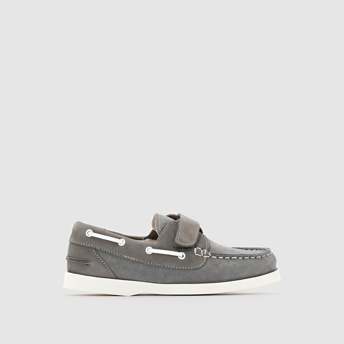Туфли-лодочки из спилка, размеры 26-40 ботинки из спилка