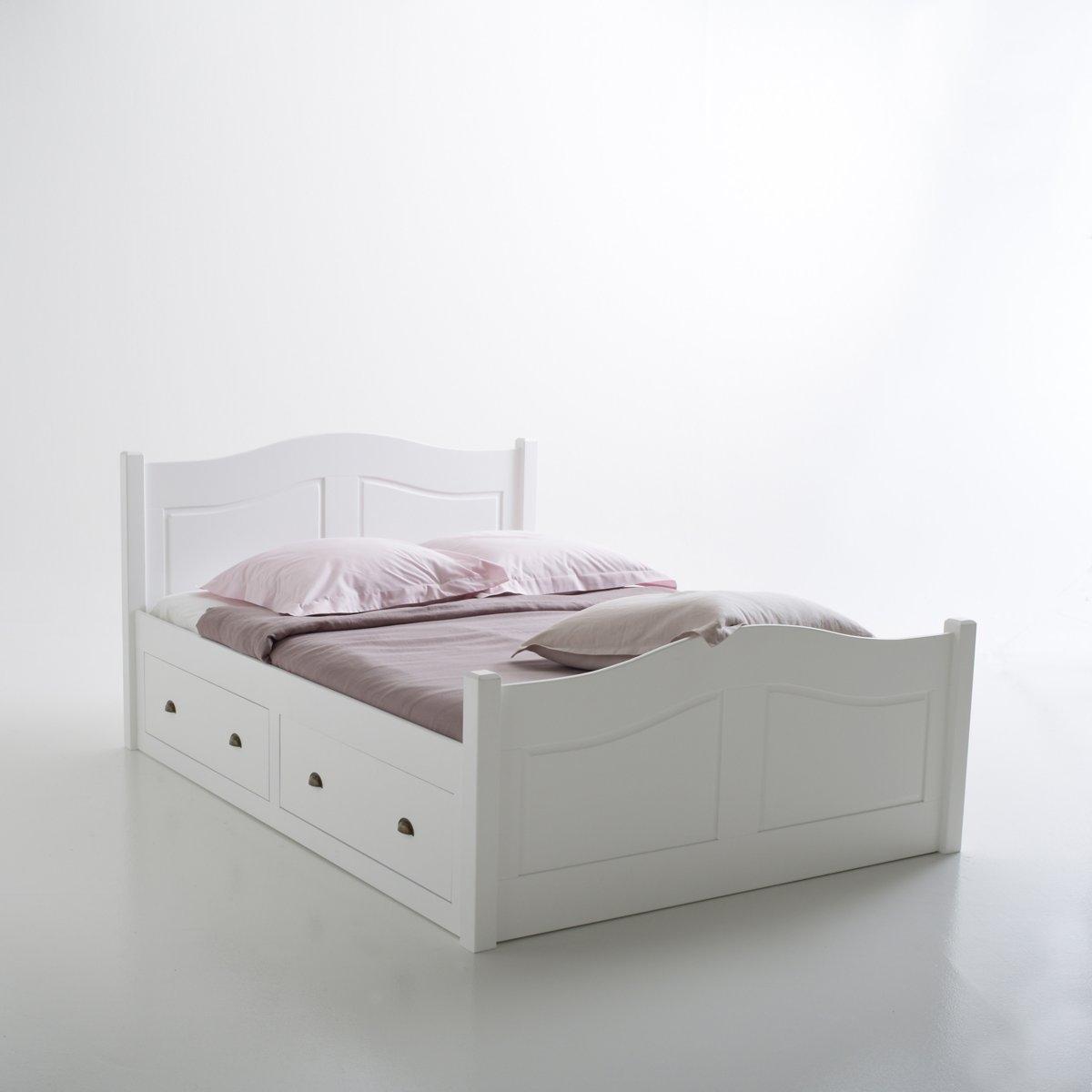 "Doppelbett ""Authentic Style"", 4 Schubladen"