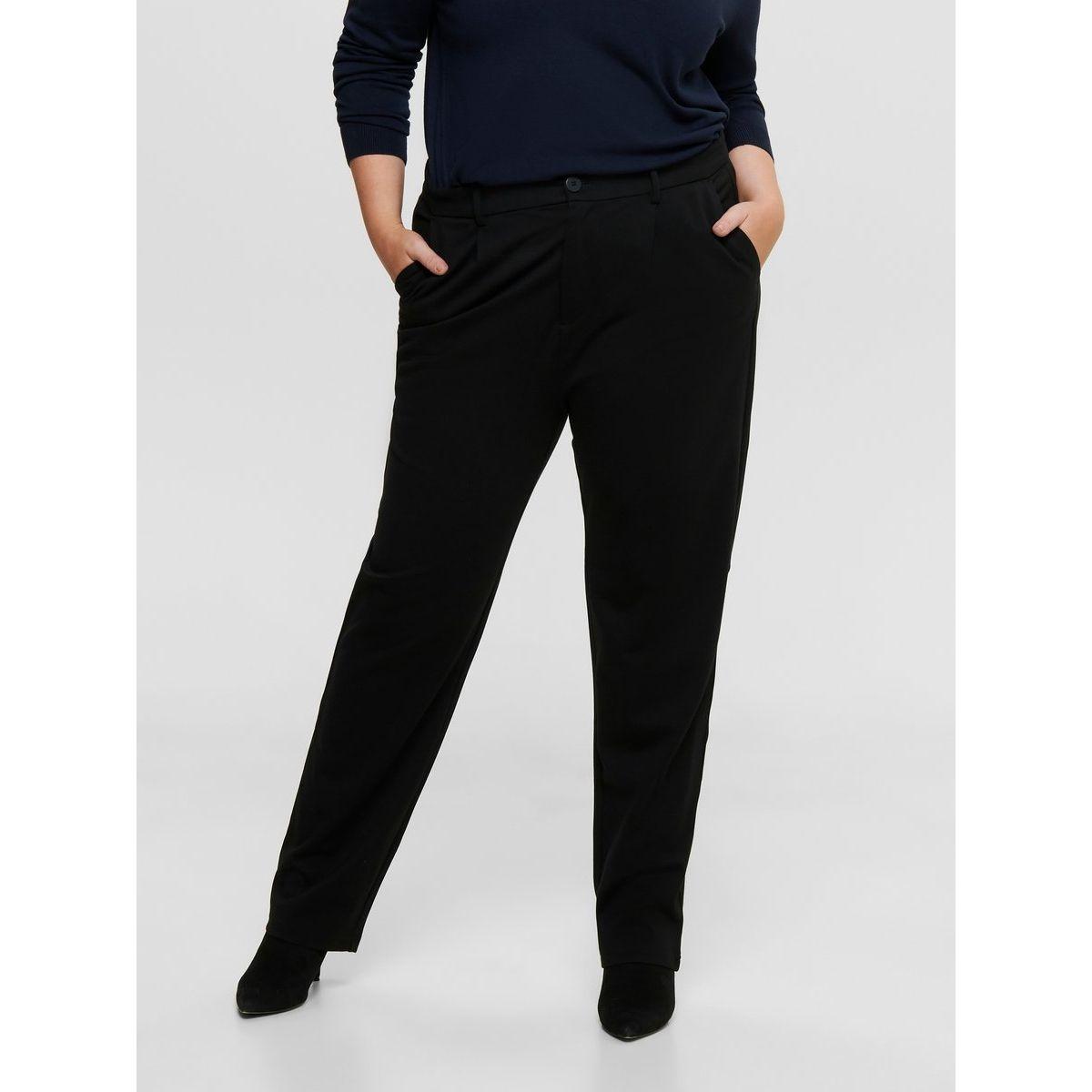 Pantalon Voluptueux coupe droite