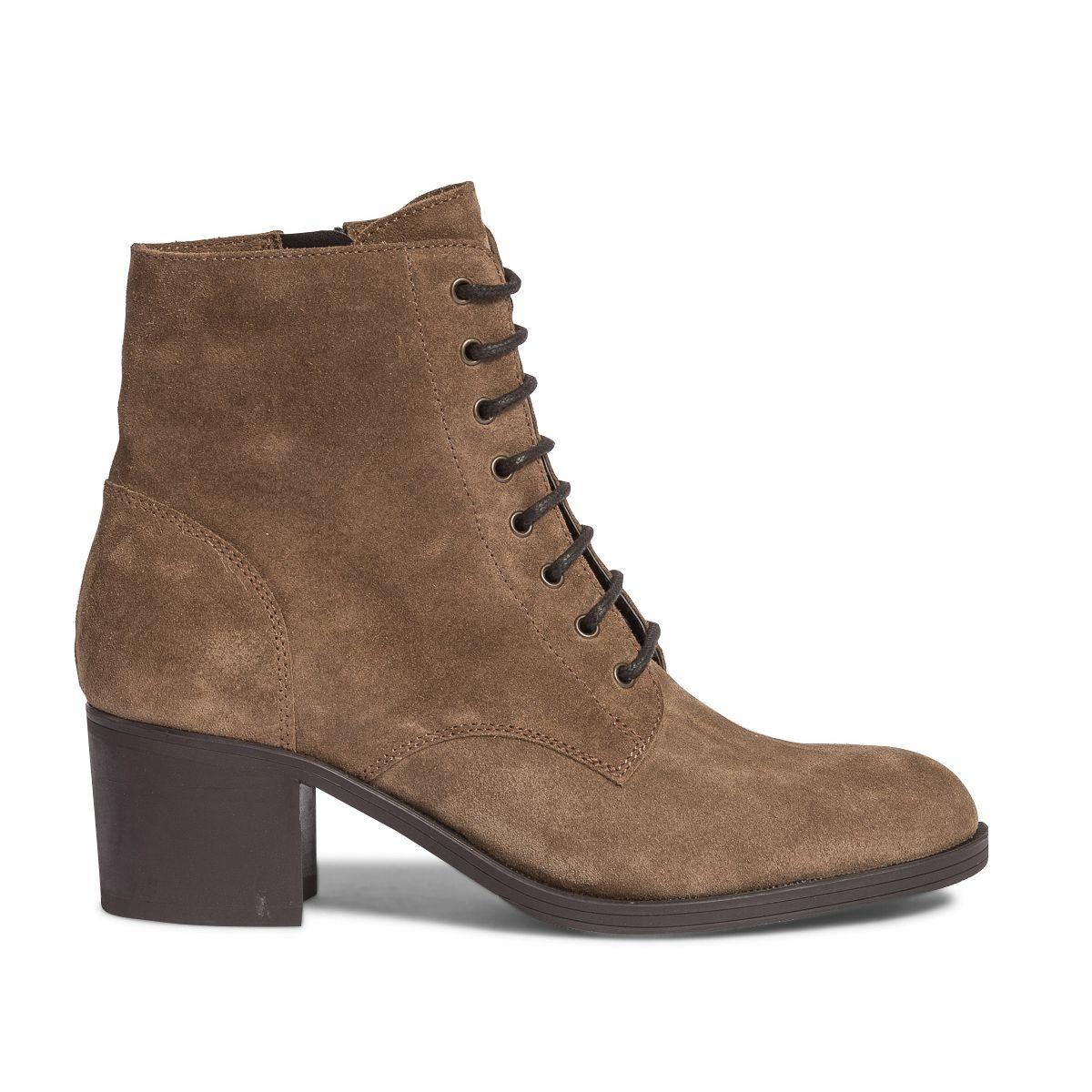 Boots en cuir ABLETTE