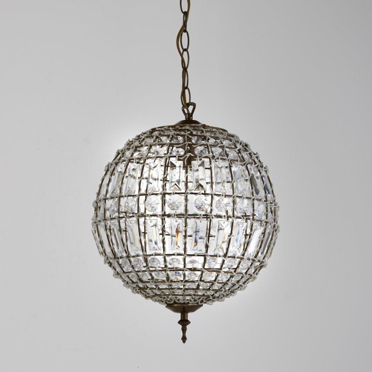 Светильник в виде шара с подвесками, Haru от La Redoute