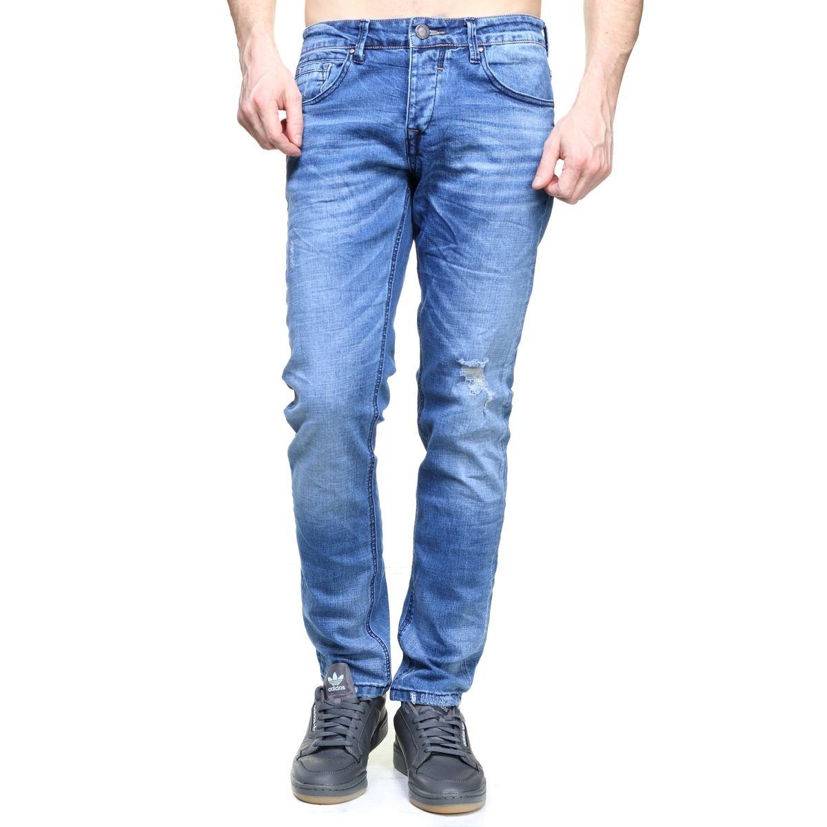 Jeans ajusté