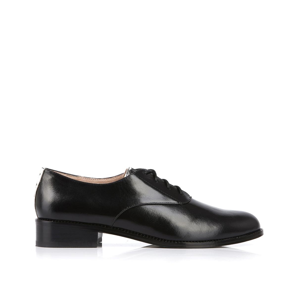 Ботинки-дерби кожаные Cea ботинки дерби кожаные
