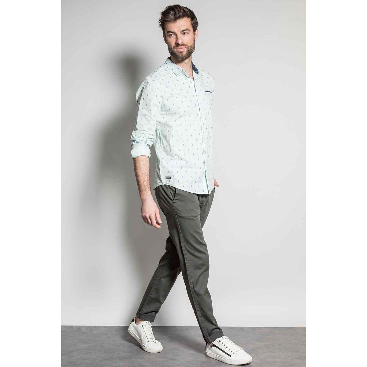 Pantalon chino slim KAELIG