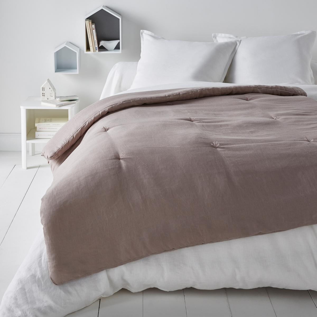 Одеяло из стиранного льна, Abella