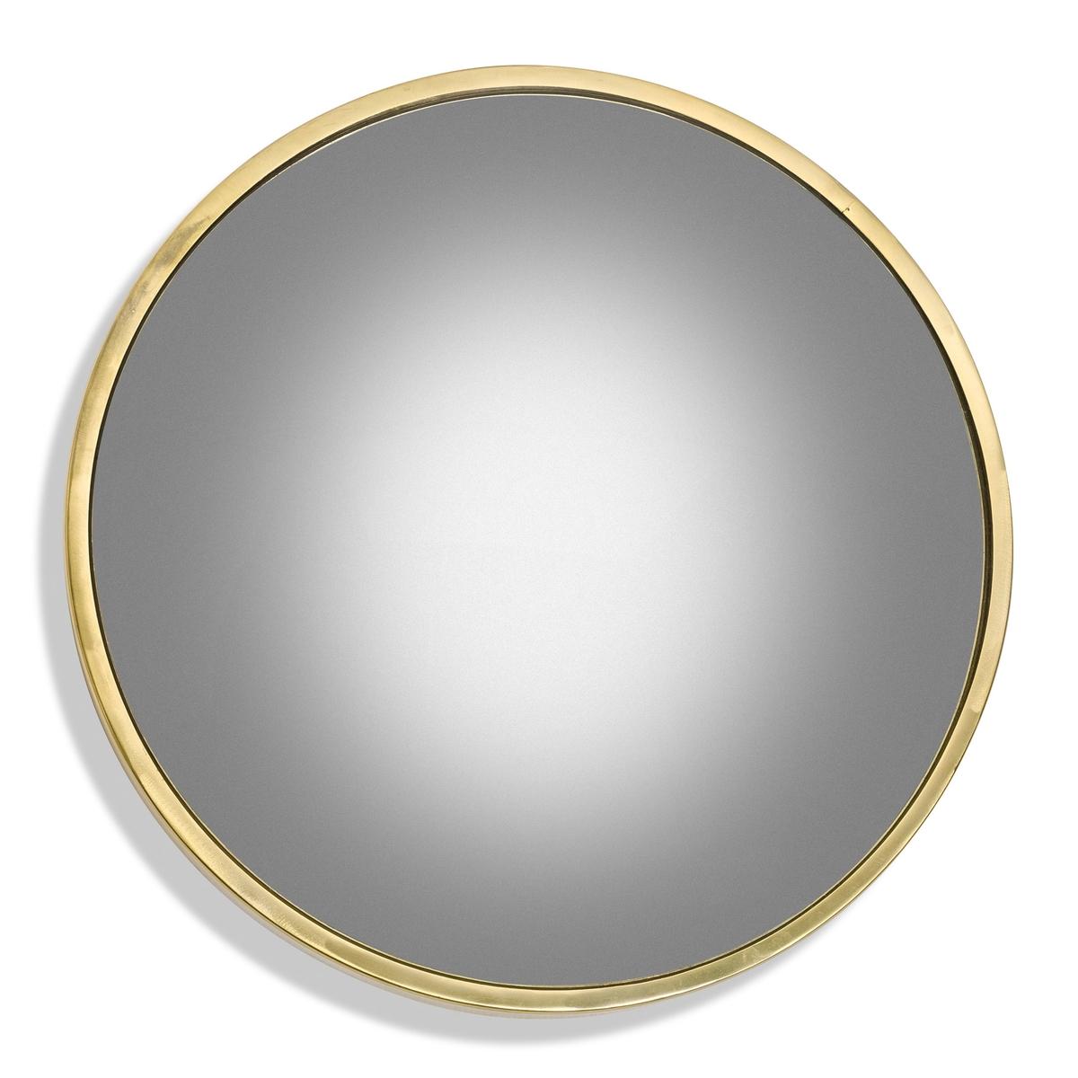 Зеркало волшебное Mombo, большая модель ?58 см<br><br>Цвет: латунь<br>Размер: единый размер