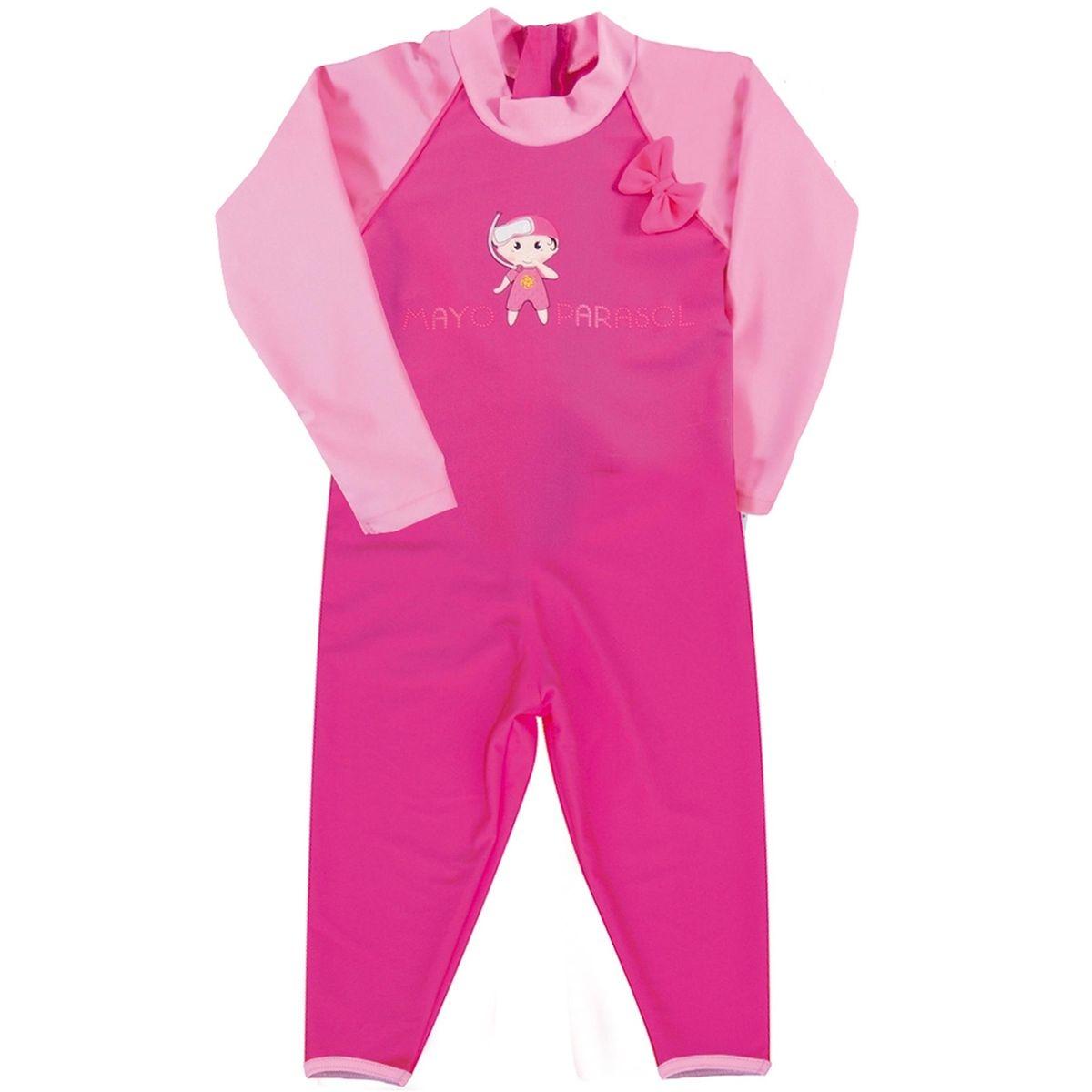 Rosie Mangue   combinaison maillot anti UV Manches et jambes longues