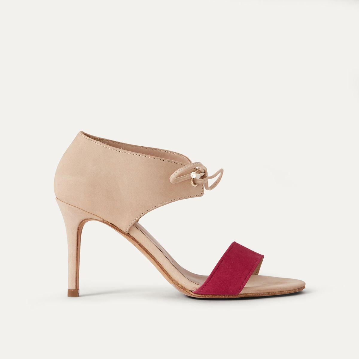 Sandales nubuck