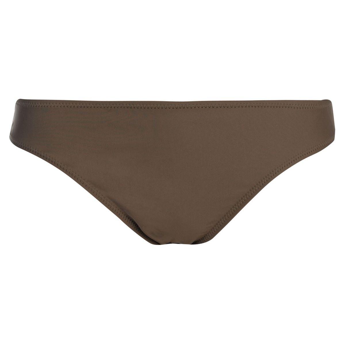 Bas de bikini taille élasique