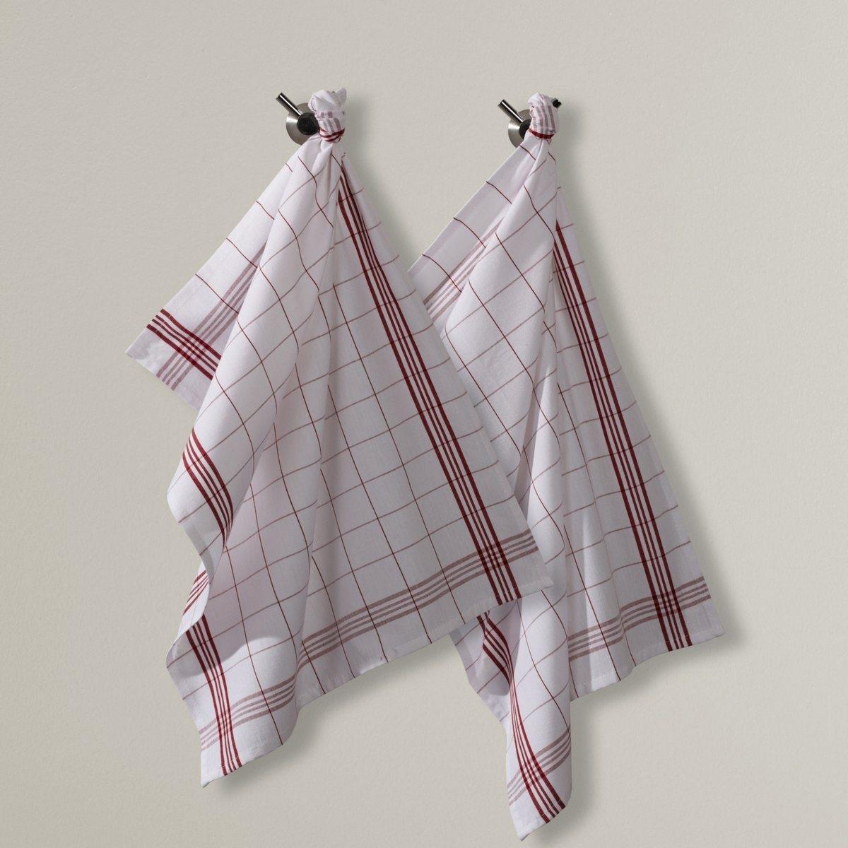 2 полотенца кухонных от La Redoute