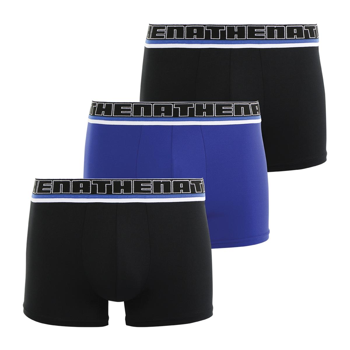 Трусы-боксеры, комплект из 3 штук