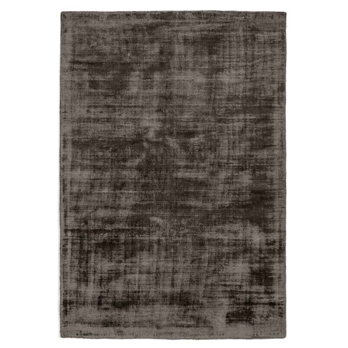 Ковр La Redoute С коротким ворсом 120 x 180 см серый ковер la redoute горизонтального плетения с рисунком цементная плитка iswik 120 x 170 см бежевый