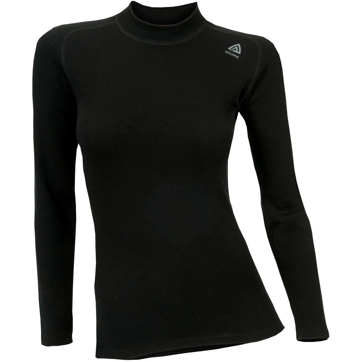 WarmWool - Sous-vêtement Femme - noir