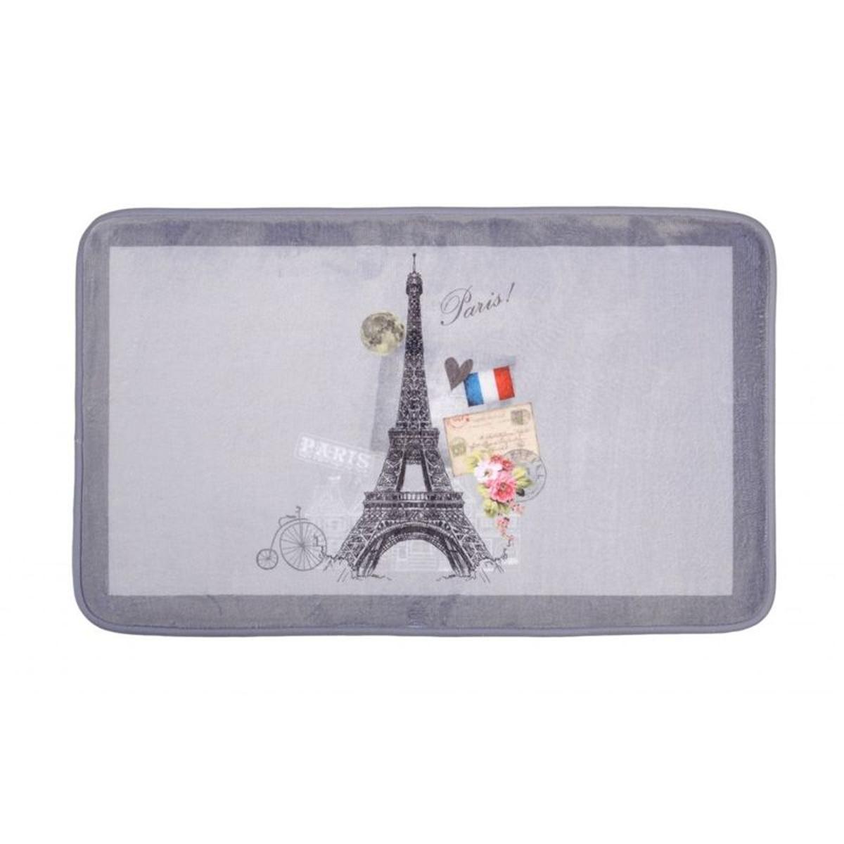 PIER IMPORT Tapis de sol Tour Eiffel 45x75cm METROPOLE 496dacf85e94