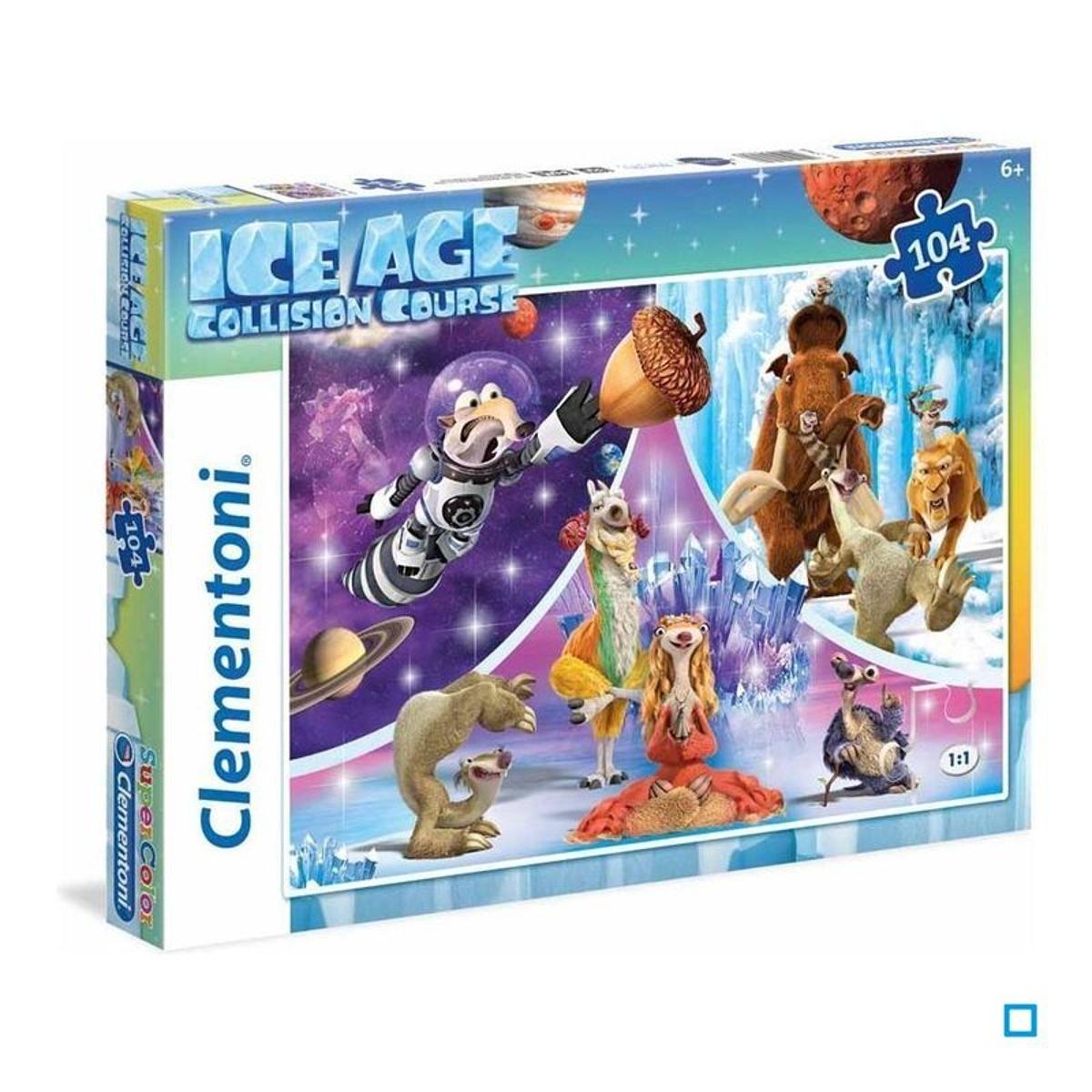 Age de Glace - Puzzle 104 pièces - CLE27964.7