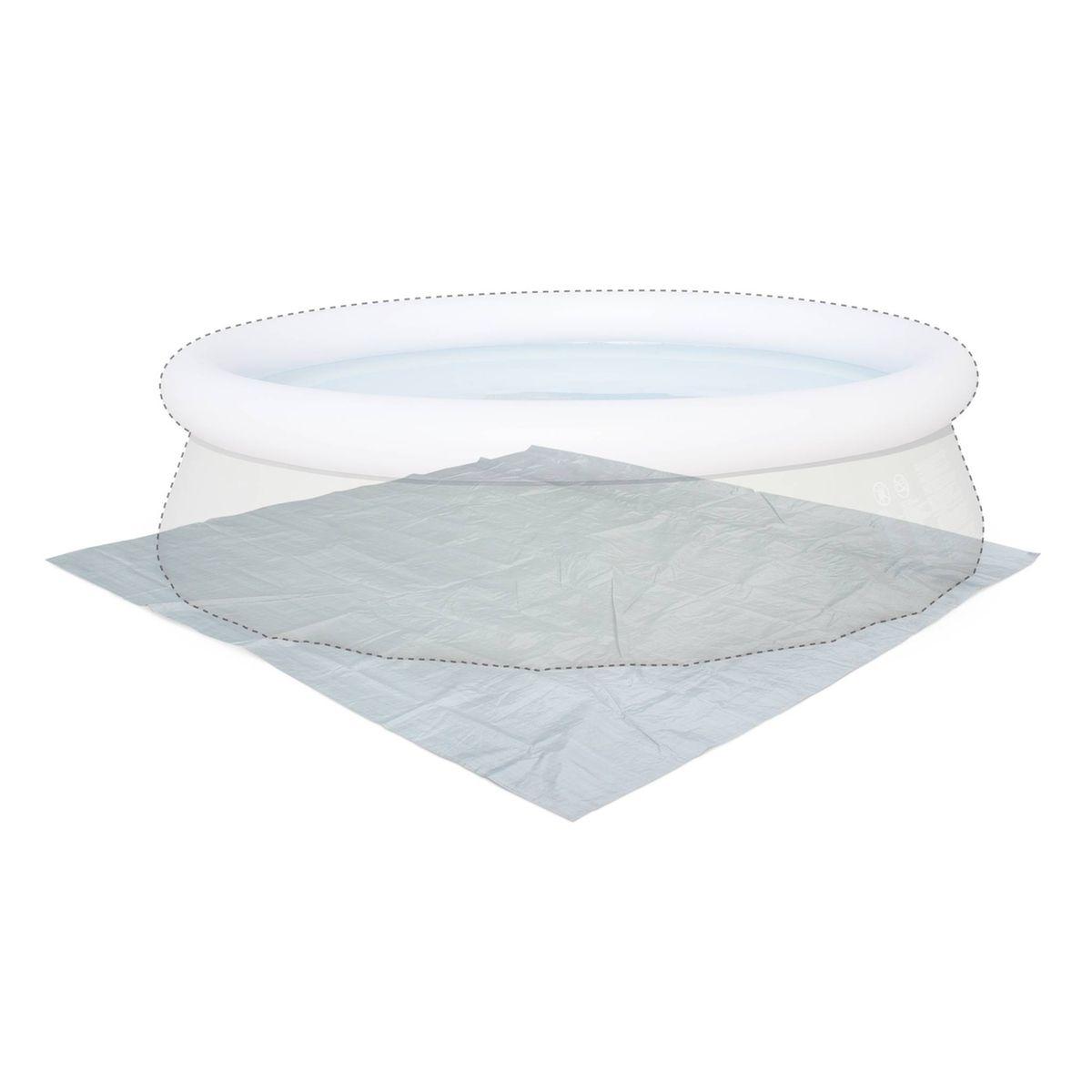 Gre tapis de sol feutrine pour piscine 640 cm vendu par - Tapis de sol pour piscine ronde ...